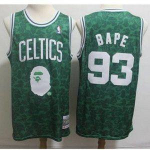 Boston Celtics Bape Jersey